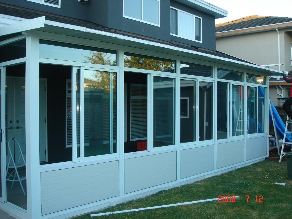 Bowen Window & Door - Vancouver Sunroom - Richmond Sunroom