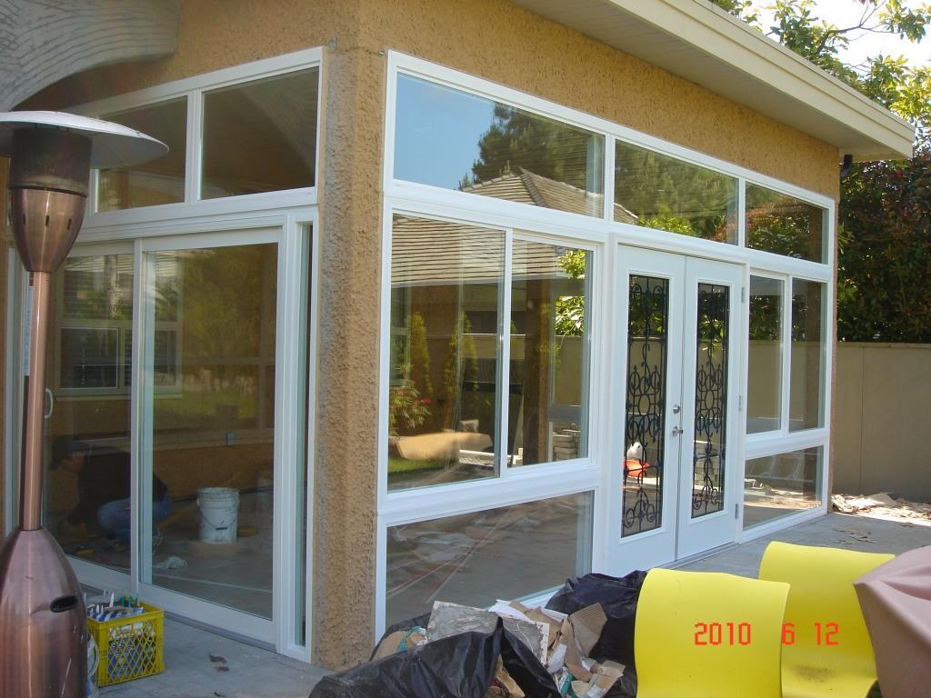 sunrooms with bi fold doors. Bowen Window \\u0026 Door - Vancouver Sunroom Richmond & Sunrooms With Bi Fold Doors Orangeries Sunrooms With Bi Fold Doors N ...
